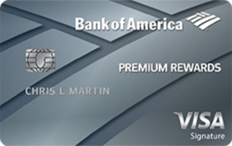 Bank Of America Premium Rewards Credit Card Review